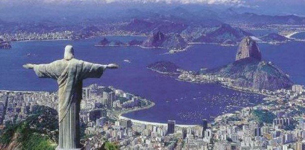 Looking Out at Rio from the USA Magis 2013 Facebook page