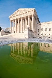 Supreme Court. Photo credit Mark Fischer via Flickr Creative Commons.