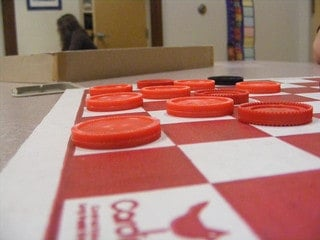 Checkers, The Red's View by Vibrant Spirit via Flickr
