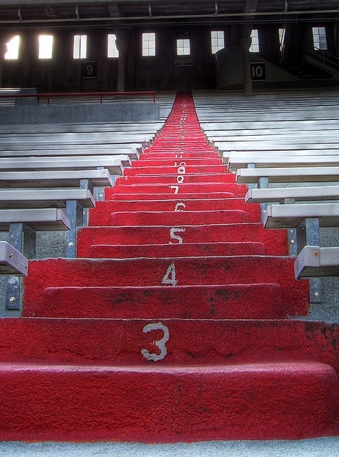 The Stairs by bsmith4815 at Flickr