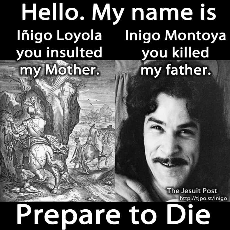 Iñigo vs Inigo