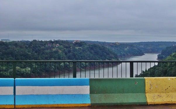 Argentina/Brazil Border by seretide via Flickr