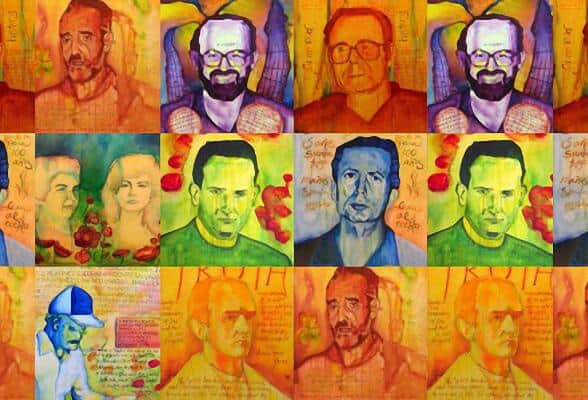 Salvadoran Martyrs (image by Mary Pimmel)