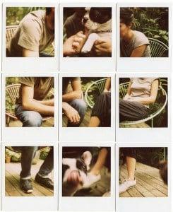 Escena de amor entre pareja anónima (Love scene between anonymous couple) / Juan Felipe Rubio, Flickr Creative Commons