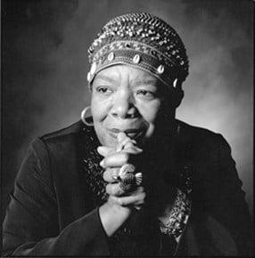 Maya Angelou, 1928-2014
