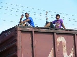 """""""Migracion en Tenosique"""" / Flickr User Repositorio Peninsula (Photo by Marilyn Alvarado Leyva), Flickr Creative Commons"""