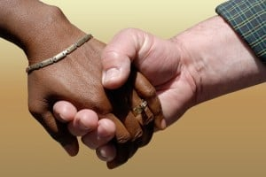 Personal reconciliation. Image courtesty lakemotion/Shutterstock
