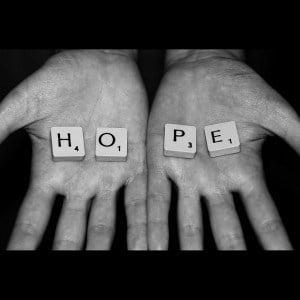 ...Hope... | Flickr User Darren Tunnicliff | Flickr Creative Commons
