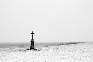Cross in the fields | Flickr User Pavel P. | Flickr Creative Commons