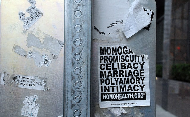 Monogamy etc. | Flickr User James Callan | Flickr Creative Commons