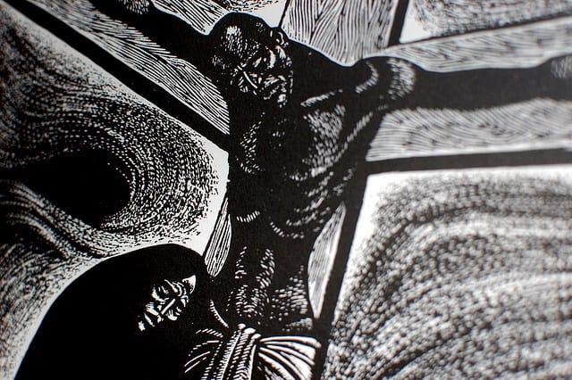 Weep - Black Christ