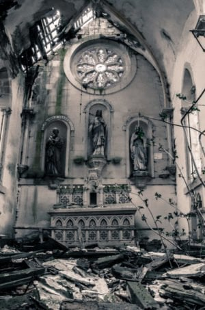The Church – A Home Blessed and Broken