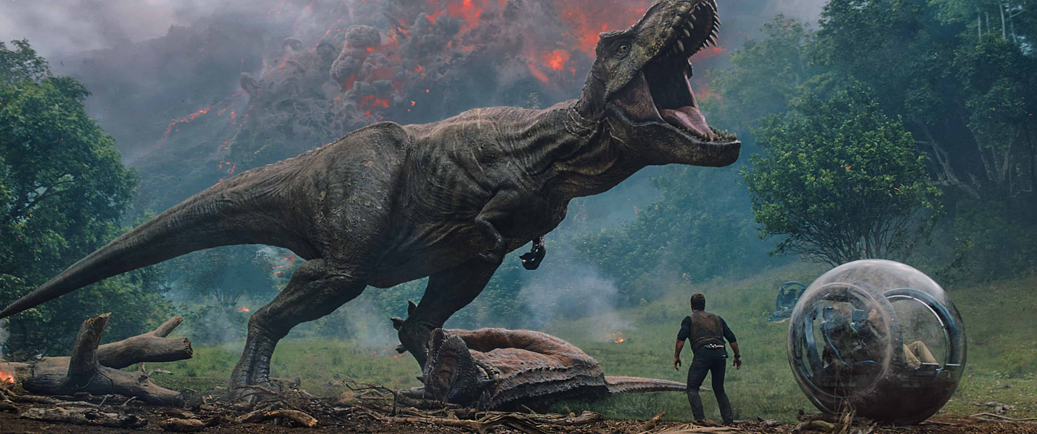 Jurassic Park and the Problem of Ambition