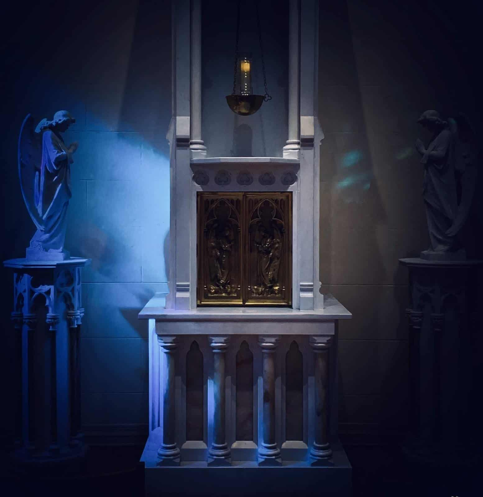 A Religious' Letter to Quarantined Catholics