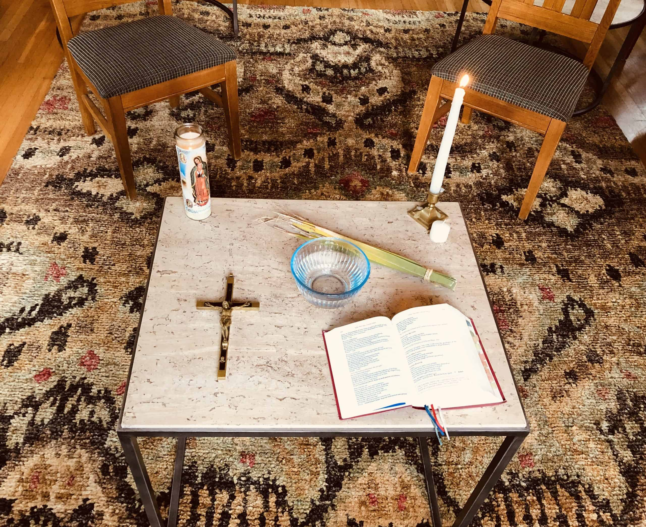 How to Celebrate the Easter Triduum at Home