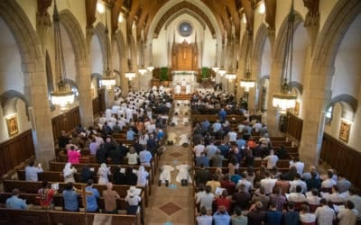 A Deacon's Diary : What Did Your Ordination Feel Like?